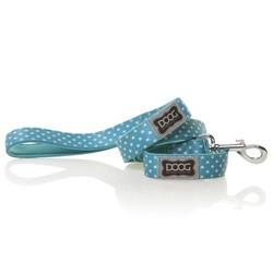 Snoopy leash - Blue & White