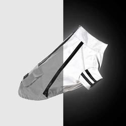 Reflective anorak - Grey