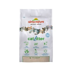 Clumping Cat Litter Made Of Vegetable Fiber, Odor Control