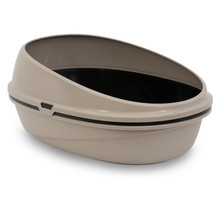 Pin-Up Litter Pan With Sieve