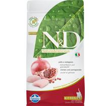 N&D Prime Grain Free Kitten Chicken & Pomegranate