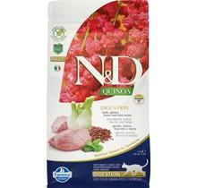 N&D Quinoa Grain Free Cat Digestion Lamb