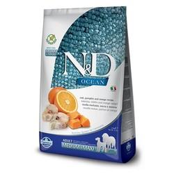 N&D Ocean Grain Free Dog Cod, Pumpkin & Orange Medium/Maxi