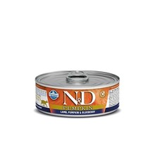 N&D Pumpkin Cat Food Canned Lamb & Blueberry