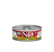 N&D Quinoa Cat Food Canned Urinary Duck