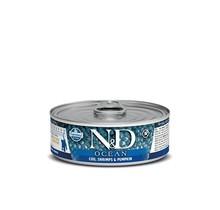 N&D Ocean Kitten Food Canned Cod, Shrimp & Pumpkin