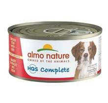 HQS Complete for Dog - Chicken Stew with Beef 156g