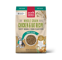 Food Clusters Whole Grain Puppy Chicken