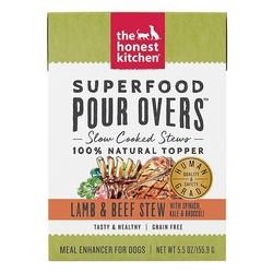 Super Food & Lamb & Beef Stew 5.5oz