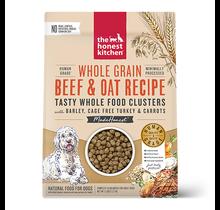 Food Clusters Whole Grain Beef &Turkey