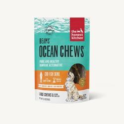 Fish Skin Dental Chews - Beams Cod 5.5oz