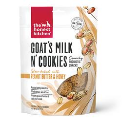 Goat's Milk N'Cookies Peanut Butter & Honey 8oz