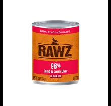 96% Lamb & Lamb Liver 12.5oz
