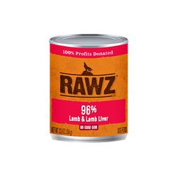 96% Lamb & Lamb Liver12.5oz