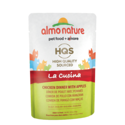 Hqs La Cucina Pocket Chicken With Apple in  Jelly 55g