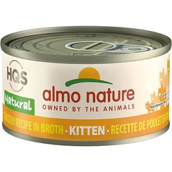 Hqs Natural Kitten Chicken Recipe 70g