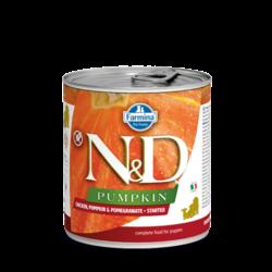 N&D Pumpkin Puppy - Chicken &  Pomegranate 10oz