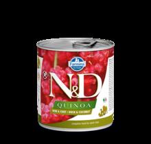 N&D Quinoa Skin & Coat - Duck & Coconut 10oz
