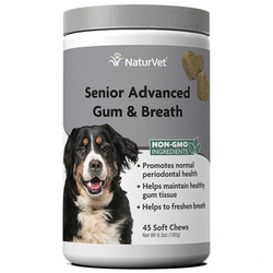 Senior Advanced Gum & Breath 45ct