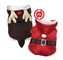 Reversible Santa Rendeer Suit 2XL
