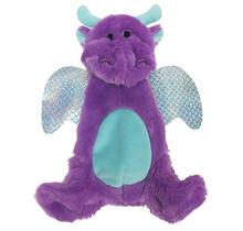 Stuffless Crinkle Dragon Purple
