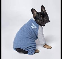 Frosty Fleece Blue -16