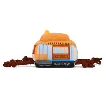 Plush Toy San Pup-cisco Cable Car Collection