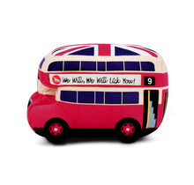 Plush Toy Lickety-Split Bus Collection