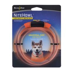 Nite Howl LED Safety Necklace Orange