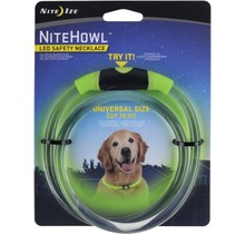 NiteHowl LED Safety Necklace Green