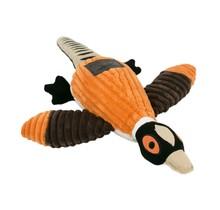 """Plush Pheasant Squeaker Toy - 16"""""""