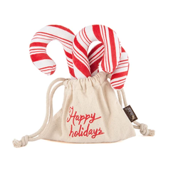Plush Toy Candy Canes