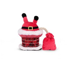 Plush Toy Clumsy Claus