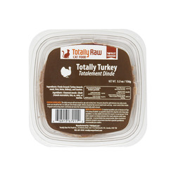 Totally Turkey 6.5oz - (turkey, liver,kidneys and taurine)