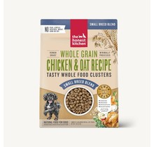 Food Clusters Whole Grain Small Breed