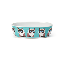 """Grumpy cat This is Awful 7"""" 2 cups Blue"""