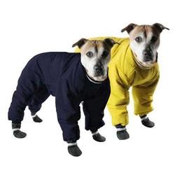 Reversible Snowsuit - Yellow Black