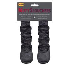 Muttslouchers - Black/Grey