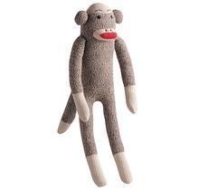 """Sock Pals Monkey 10"""""""