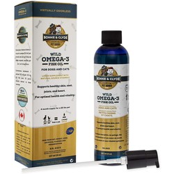 Wild Omega 3 Fish Oil 8oz