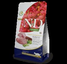 N&D Quinoa Grain Free Cat Weight Management Lamb