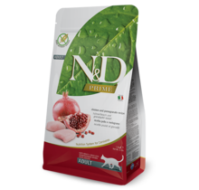 N&D Grain Free Adult Cat - Chicken & Pomegranate 3.3lb