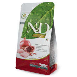 N&D Grain Free Adult Cat - Chicken & Pomegranate 3.3lb