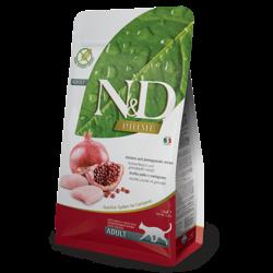 N&D Prime Grain Free Adult Cat - Chicken & Pomegranate 3.3lb