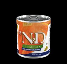 N&D Pumpkin Adult - Lamb & Blueberry 10oz