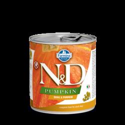 N&D Pumpkin Quail 10oz