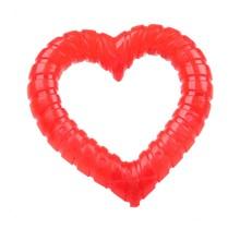 Heart Shape Teething Aid Toy