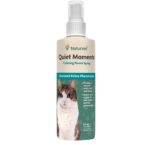 Quiet Moments Spray for Cats 8oz