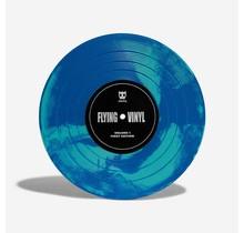 Blues Vinyl Frisbee