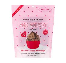 Red Velvet Soft Dog Treats